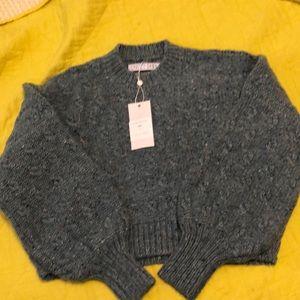 Brand new Christy Dawn Frannie Sweater in sea mist